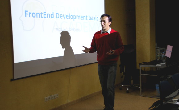Andrey Kutsenko front end development introduction