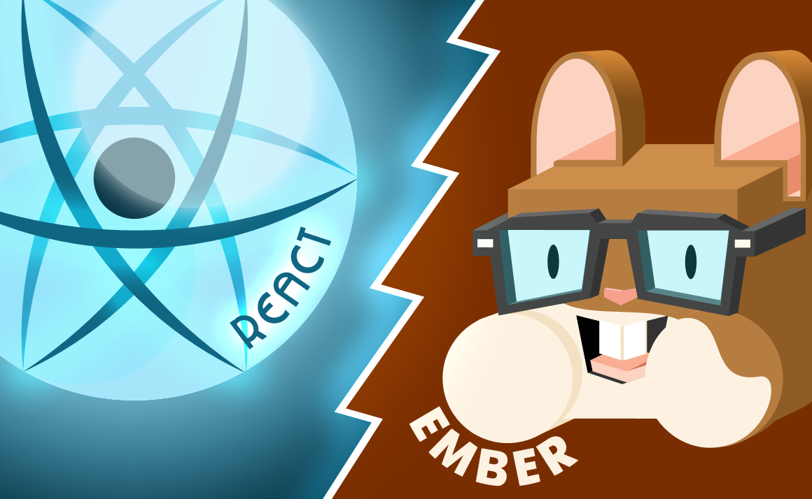 React.js vs Embers.js: a Technical Comparison