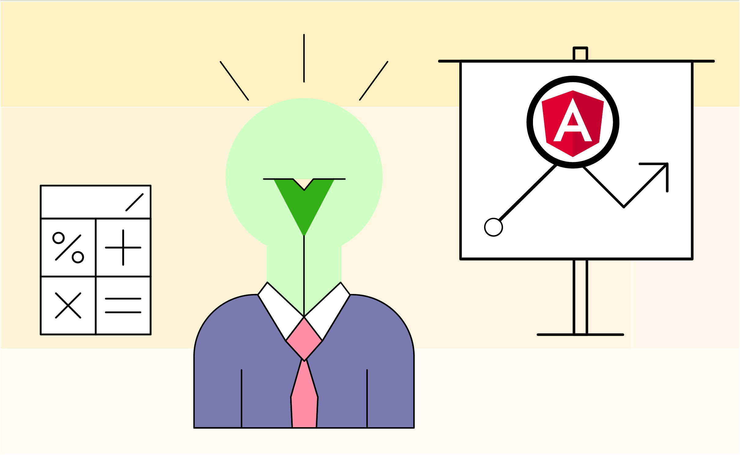 Angular JS for Startups: Advantages and Disadvantages