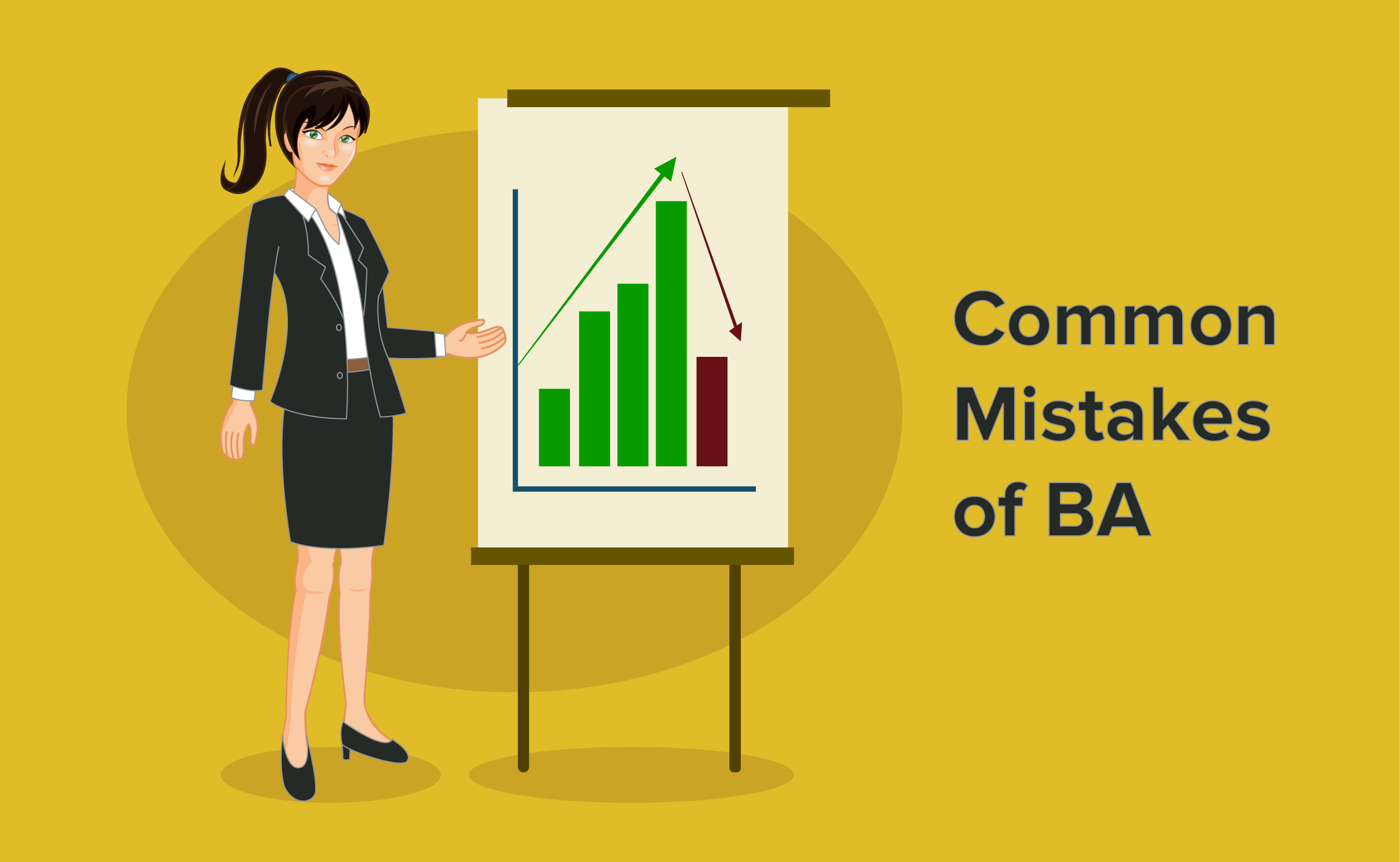 Common Mistakes of Business Analysts in Web Development