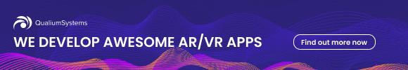 AR/VR Apps development